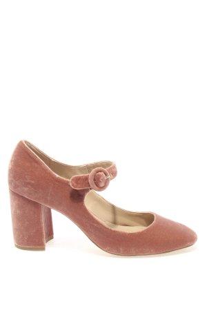Esprit Mary Jane pumps bruin zakelijke stijl