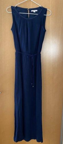 Esprit Maxi-Kleid in blau Gr. 34