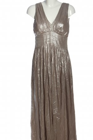 Esprit Maxikleid bronzefarben Elegant