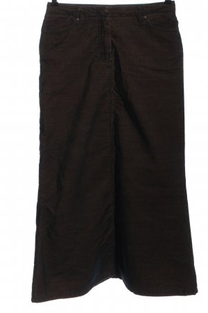 Esprit Maxi Skirt bronze-colored casual look