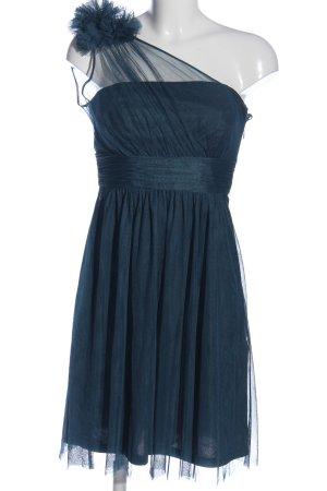 Esprit Robe mi-longue bleu élégant