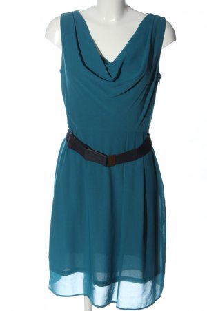 Esprit Midikleid blau Casual-Look