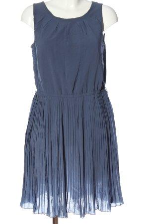 Esprit Szyfonowa sukienka niebieski W stylu casual