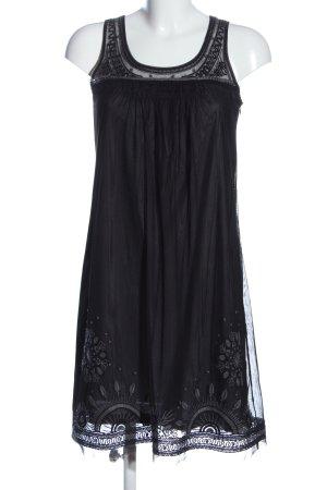 Esprit Midikleid schwarz Elegant
