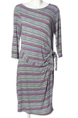 Esprit Robe mi-longue motif rayé style décontracté