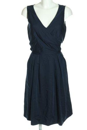 Esprit Robe mi-longue bleu style décontracté