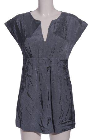 Esprit Blusenkleid hellgrau Casual-Look
