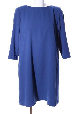 Esprit Robe mi-longue bleu style d'affaires