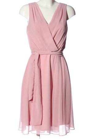 Esprit Robe mi-longue rose style décontracté