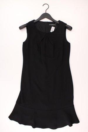Esprit Midikleid Größe 36 neuwertig schwarz aus Polyester