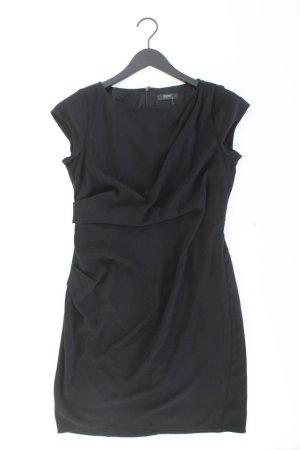 Esprit Midikleid Größe 38 schwarz aus Polyester