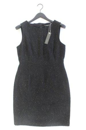 Esprit Midikleid Größe 40 neu mit Etikett Ärmellos mit Glitzer schwarz aus Polyacryl