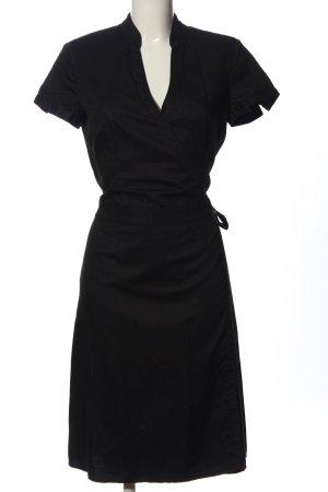 Esprit Robe mi-longue noir style décontracté