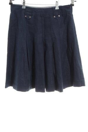Esprit Midirock blau Casual-Look