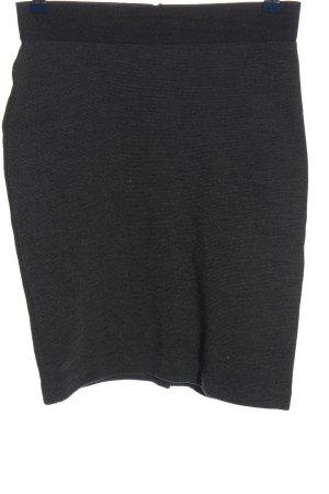 Esprit Spódnica midi czarny W stylu casual