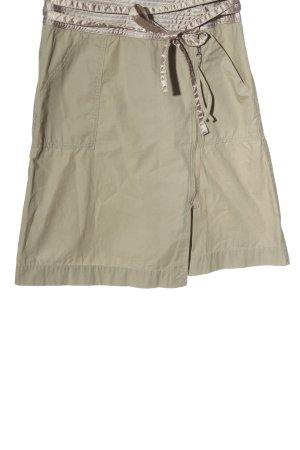 Esprit High Waist Skirt khaki casual look