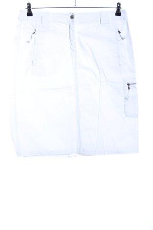 Esprit Spódnica midi biały W stylu casual