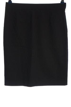 Esprit Spódnica midi czarny W stylu biznesowym