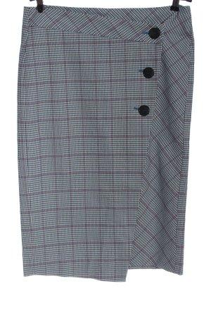 Esprit Spódnica midi Wzór w kratkę W stylu casual