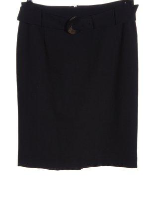 Esprit Spódnica midi niebieski W stylu biznesowym