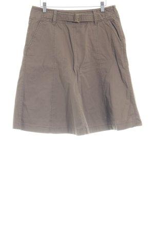 Esprit Spódnica midi jasnobrązowy W stylu casual