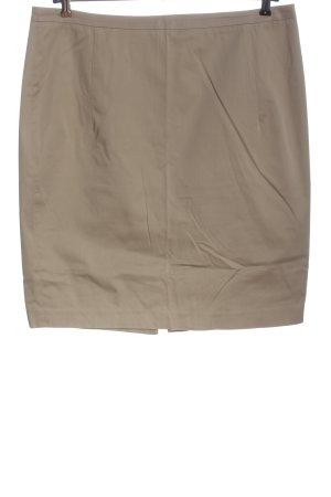 Esprit Spódnica midi w kolorze białej wełny Wzór w paski W stylu casual