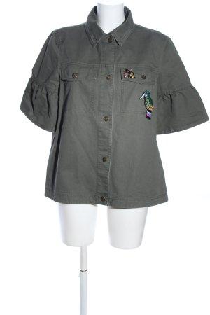 Esprit Military Jacket light grey casual look