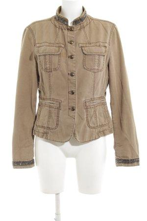 Esprit Military Jacket cream casual look