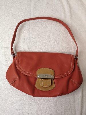Esprit Mini Handtasche Orang braun goldbraun