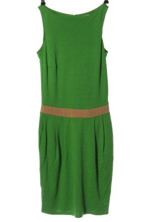 Esprit Minikleid grün-bronzefarben Casual-Look