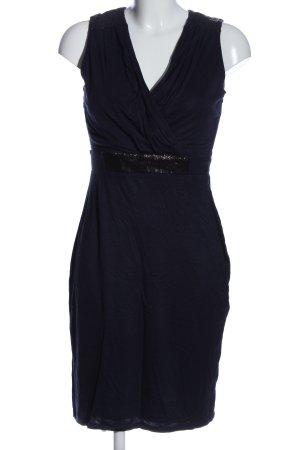Esprit Minikleid blau-schwarz Elegant