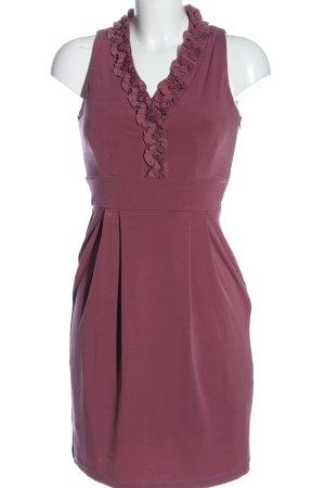 Esprit Minikleid pink Casual-Look