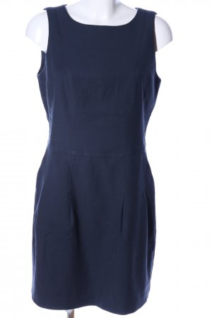 Esprit Minikleid blau Casual-Look