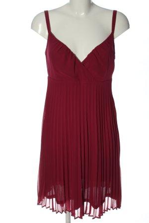 Esprit Minikleid rot Elegant