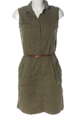 Esprit Minikleid khaki Casual-Look