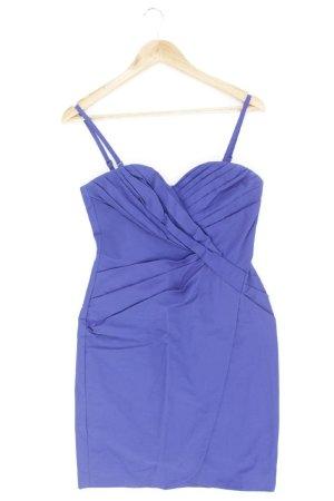 Esprit Minikleid Größe 36 blau aus Baumwolle
