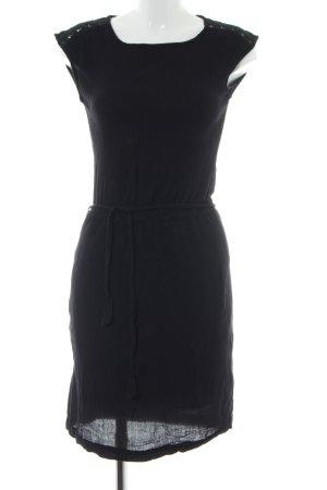 Esprit Minikleid schwarz Casual-Look