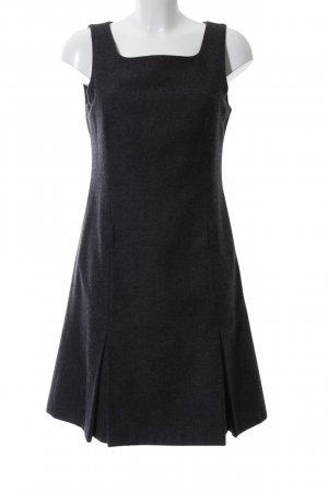 Esprit Minikleid schwarz Webmuster Business-Look