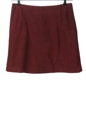 Esprit Minirock rot Casual-Look