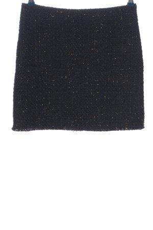 Esprit Minirock schwarz meliert Casual-Look
