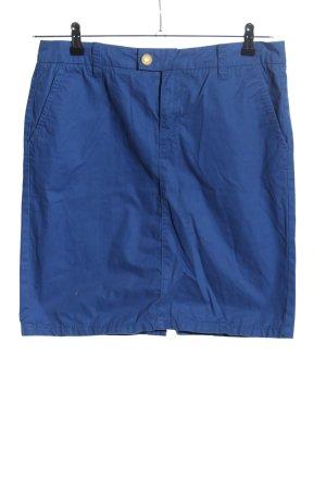 Esprit Minirock blau Casual-Look