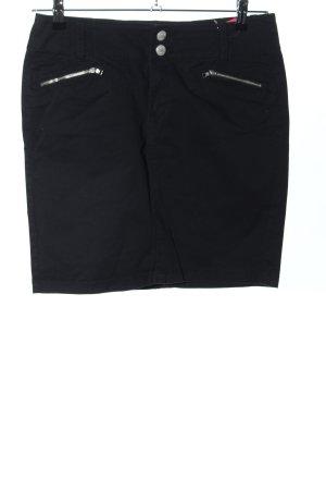 Esprit Minirock schwarz Casual-Look