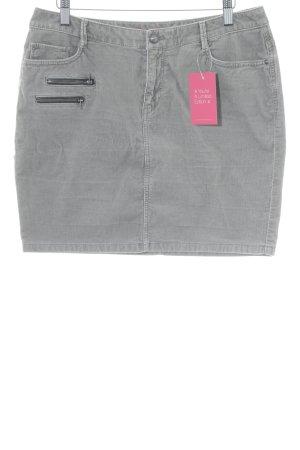 Esprit Minirock graubraun Casual-Look