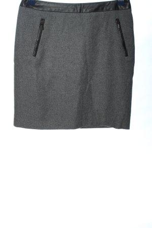Esprit Minirock dunkelgrau meliert Casual-Look