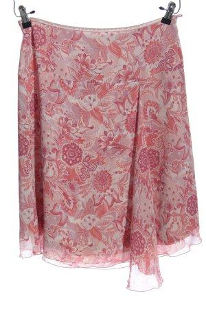 Esprit Minirock pink Allover-Druck Elegant