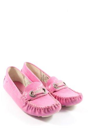 Esprit Mocassino rosa stile casual