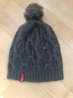 Esprit Sombrero de punto gris