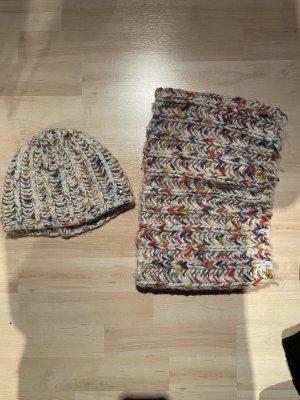 Esprit Cappello a maglia multicolore