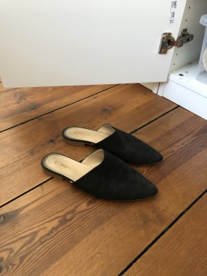 Esprit Moccasins black