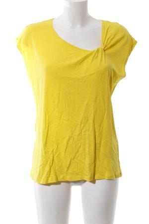 Esprit Canotta fitness giallo pallido stile casual